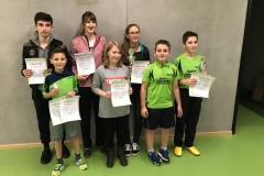 Bezirksmeisterschaften Jugend 2017