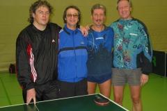 02/03 Senioren. von links: Enders, Bacher, Heldt, P. Müller