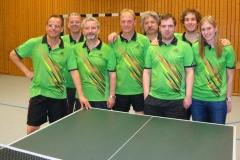 RR 13/14 Herren II. von links: Angster, Friede, Wehrmann, Zeiselmeier, Schwarz, S. Reichelt, Wöhrstein, Stecher